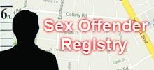 sex offender registry link